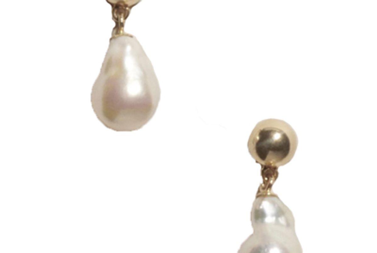 j hannah pearl drop earrings