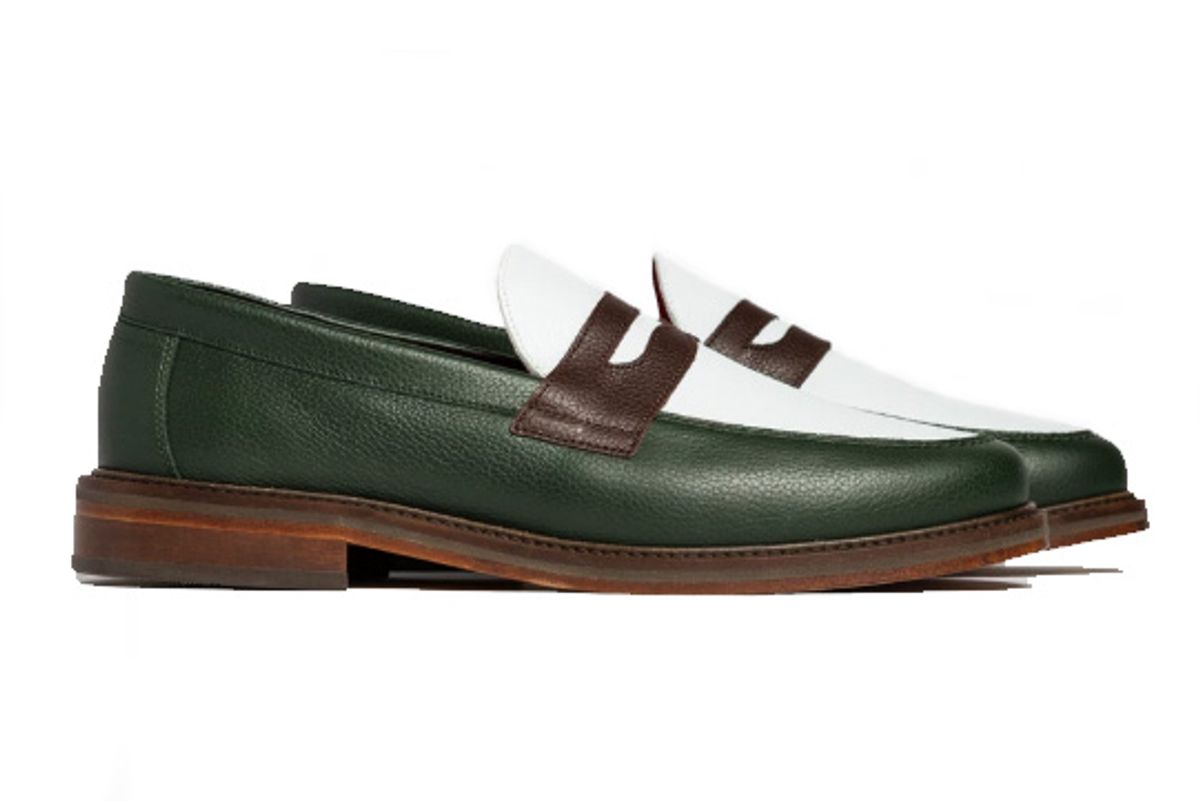 aime leon dore penny loafers