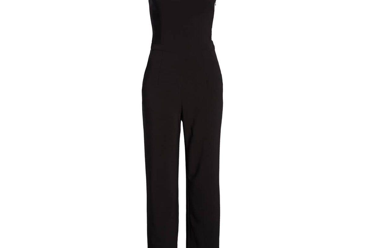 heartloom millie square neck jumpsuit
