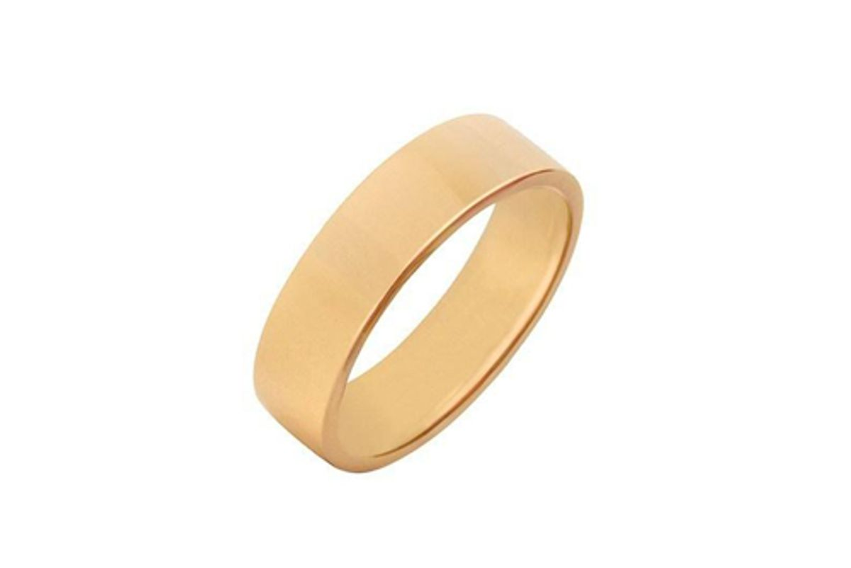 if and co aiden gold ring