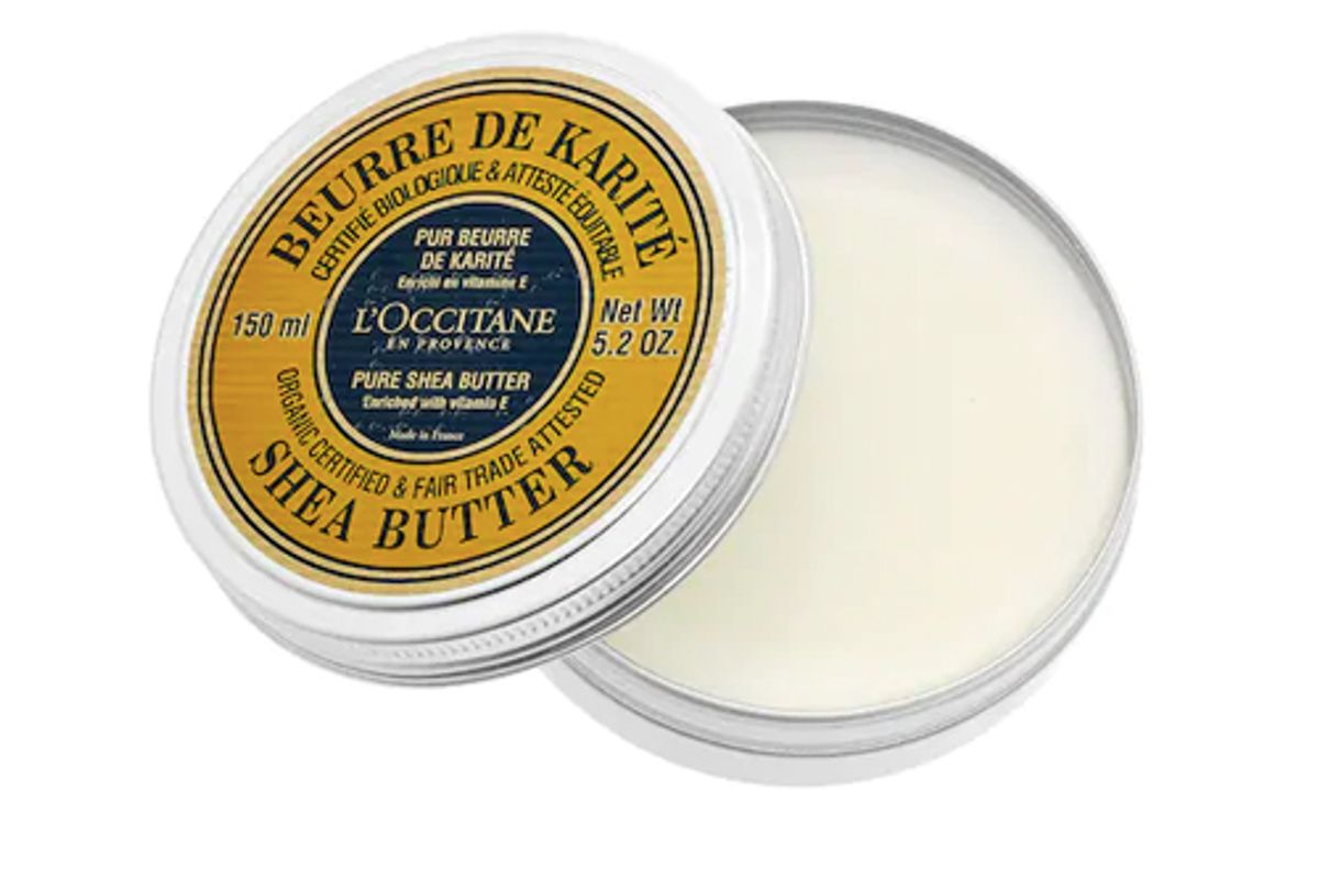 l'occtaine pure shea butter
