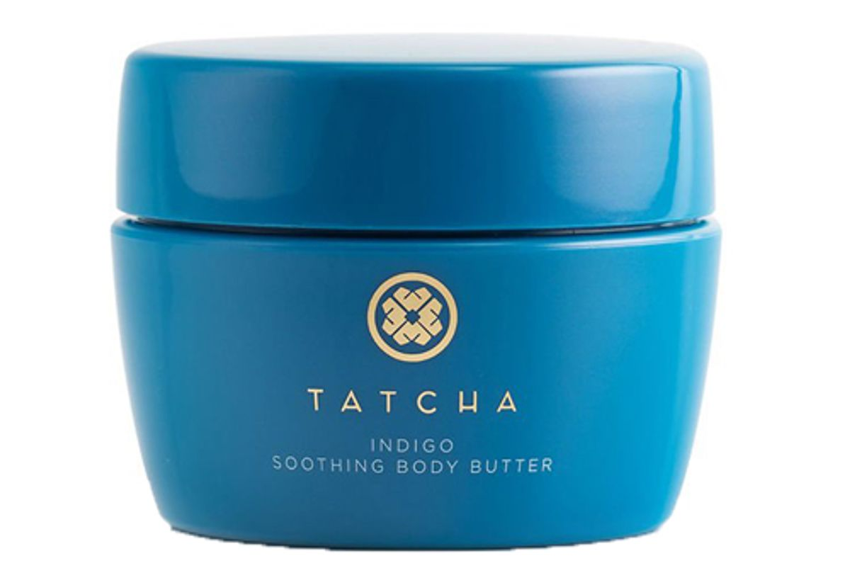 tatcha indigo-soothing silk body butter shop