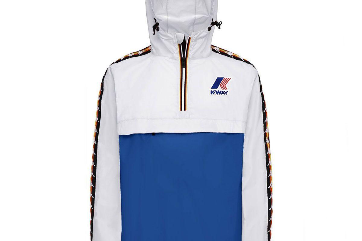 kappa x kway le vrai leon jacket