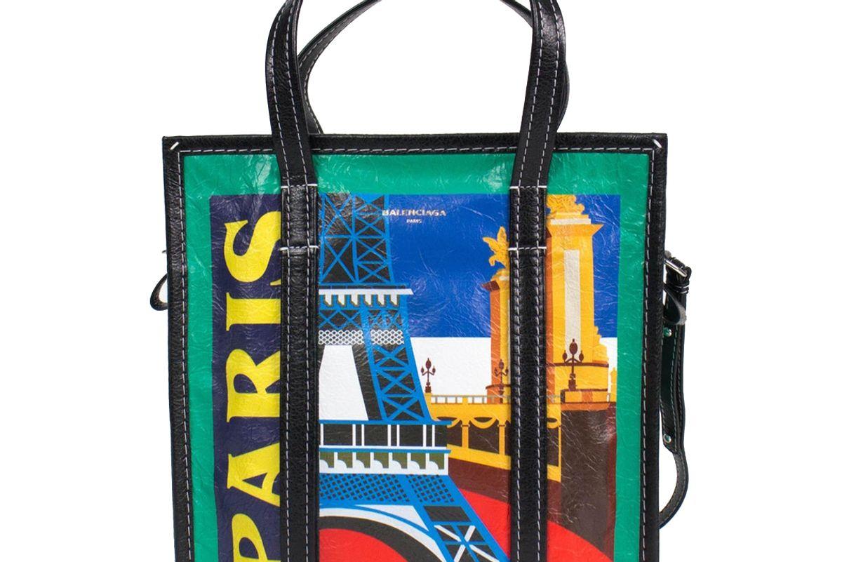 balenciaga paris bazar shopper