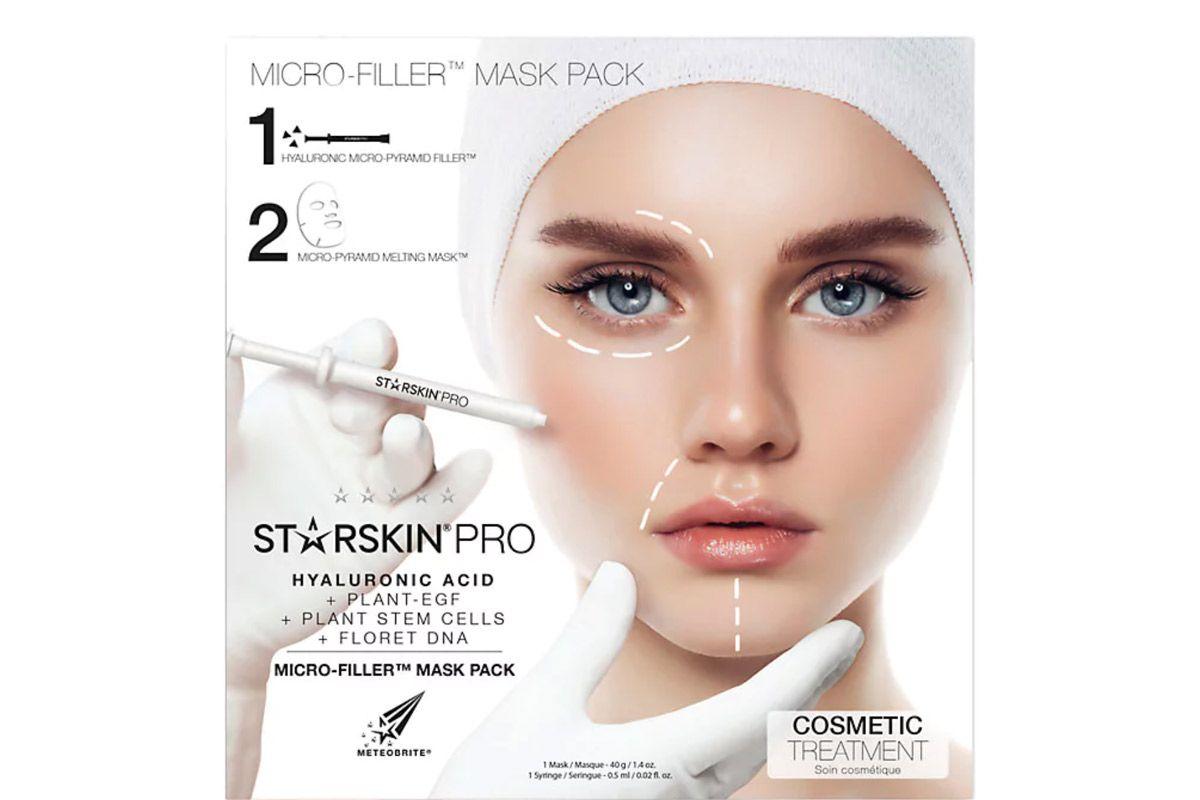 starskin micro filler mask pack