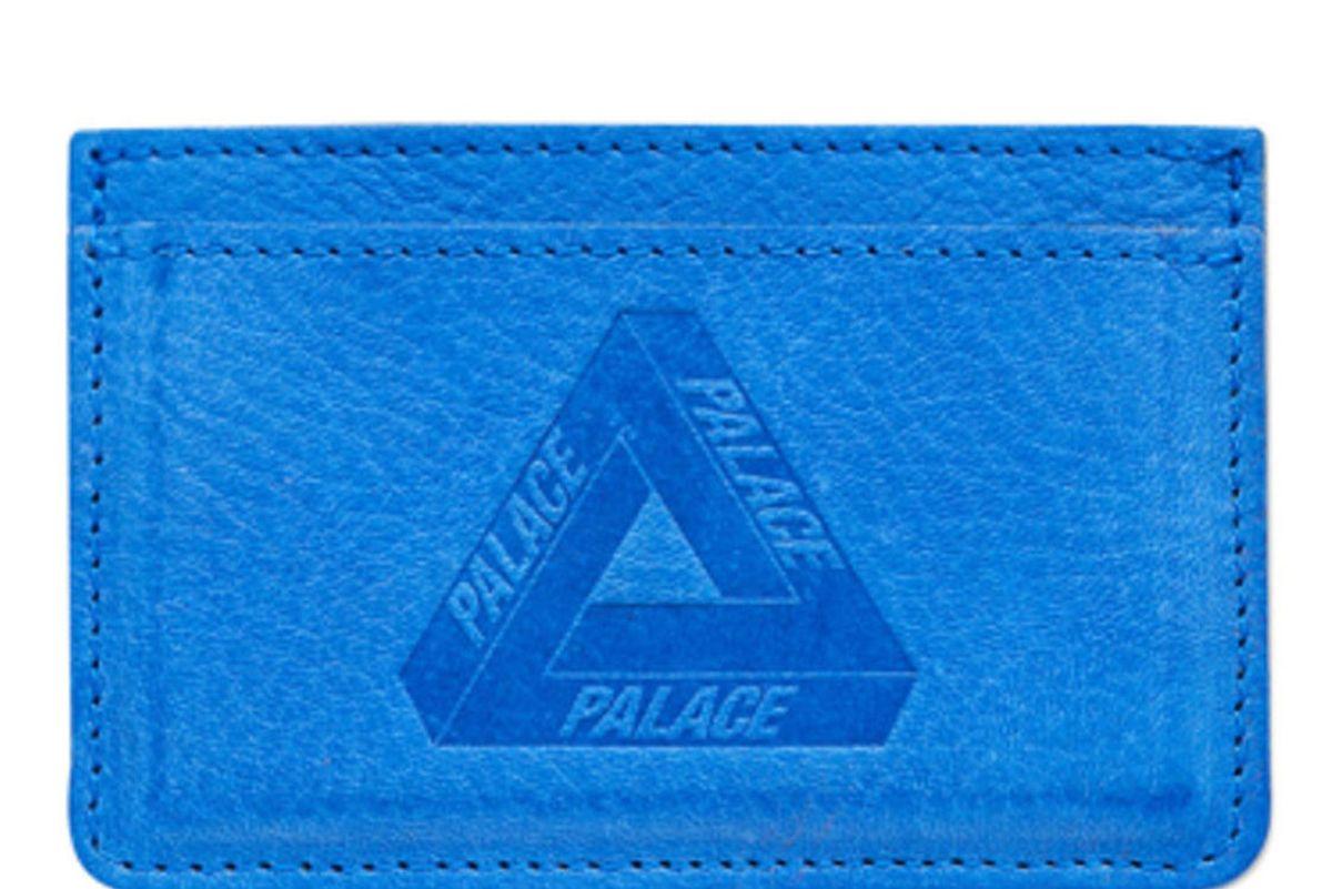 palace card holder in cornflower