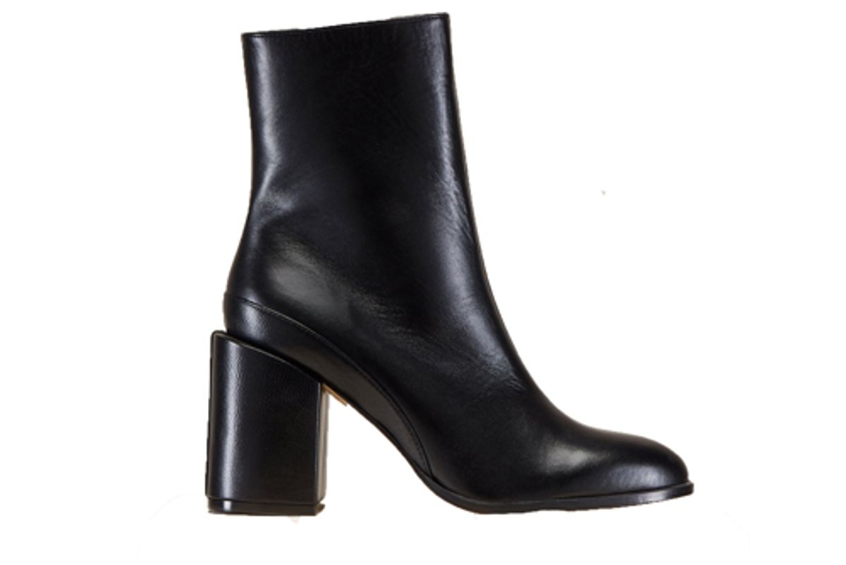 dear frances spirit boots black