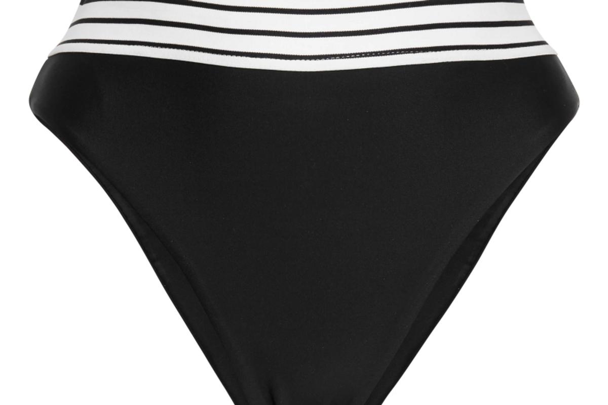 The Heartbreaker High-Rise Bikini Bottoms