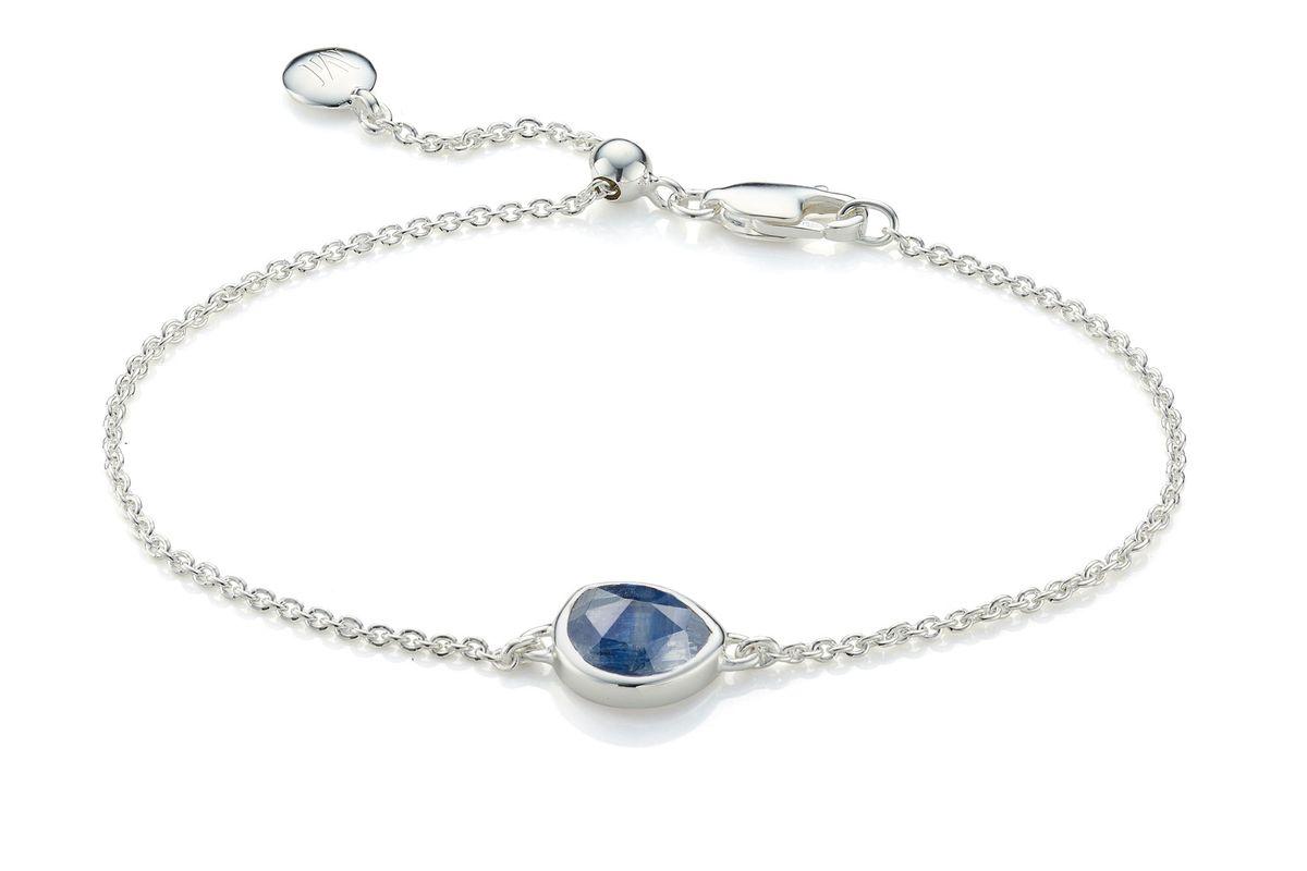 monica vinader fine chain bracelet