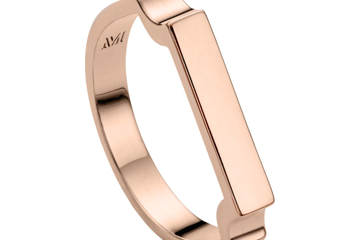 monica vinader signature ring