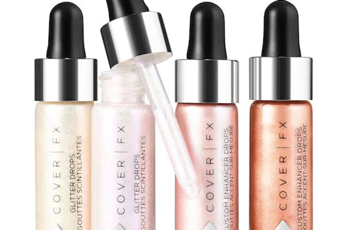 cover fx glam and glow liquid lights set