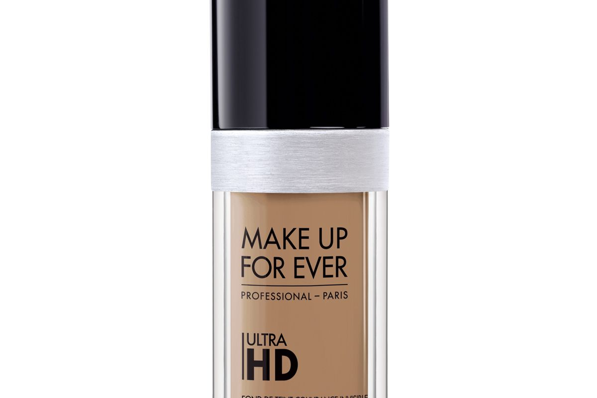 Ultra HD Invisible Cover Foundation in Y425