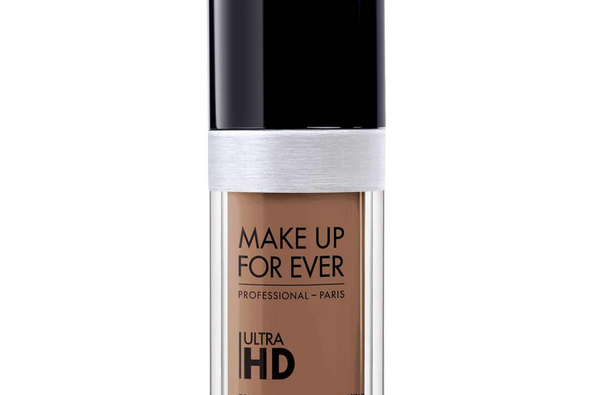 Ultra HD Invisible Cover Foundation in Y505