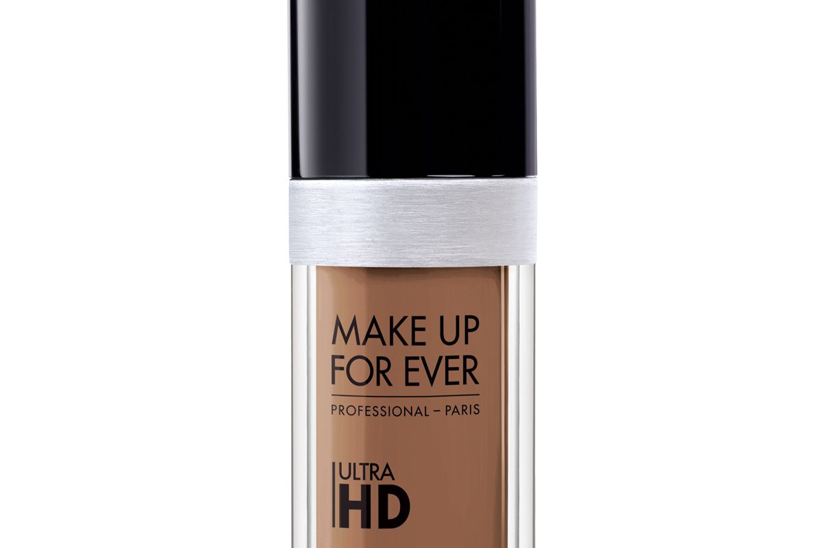 Ultra HD Invisible Cover Foundation in R520