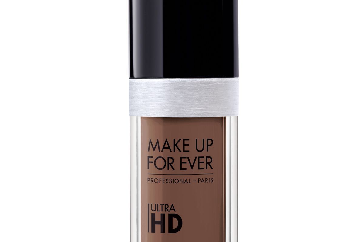 Ultra HD Invisible Cover Foundation in R540
