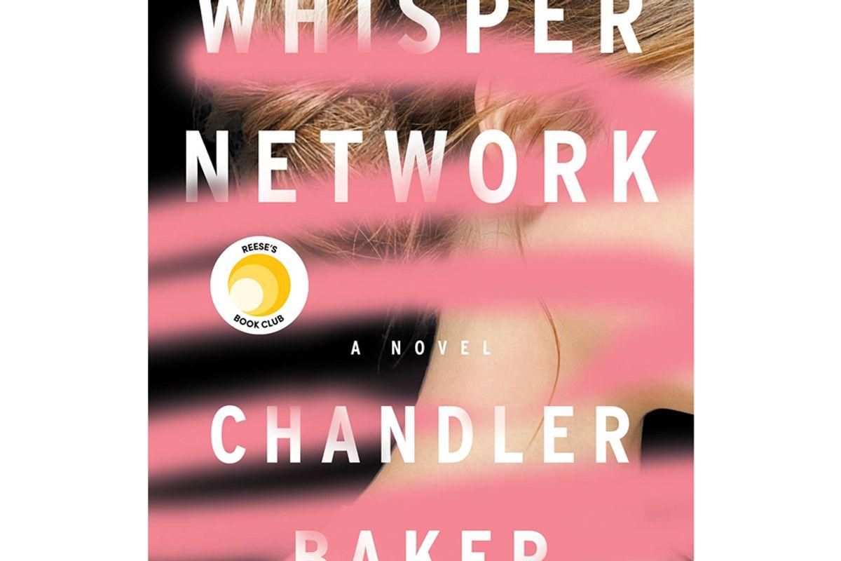 chandler baker whisper network a novel