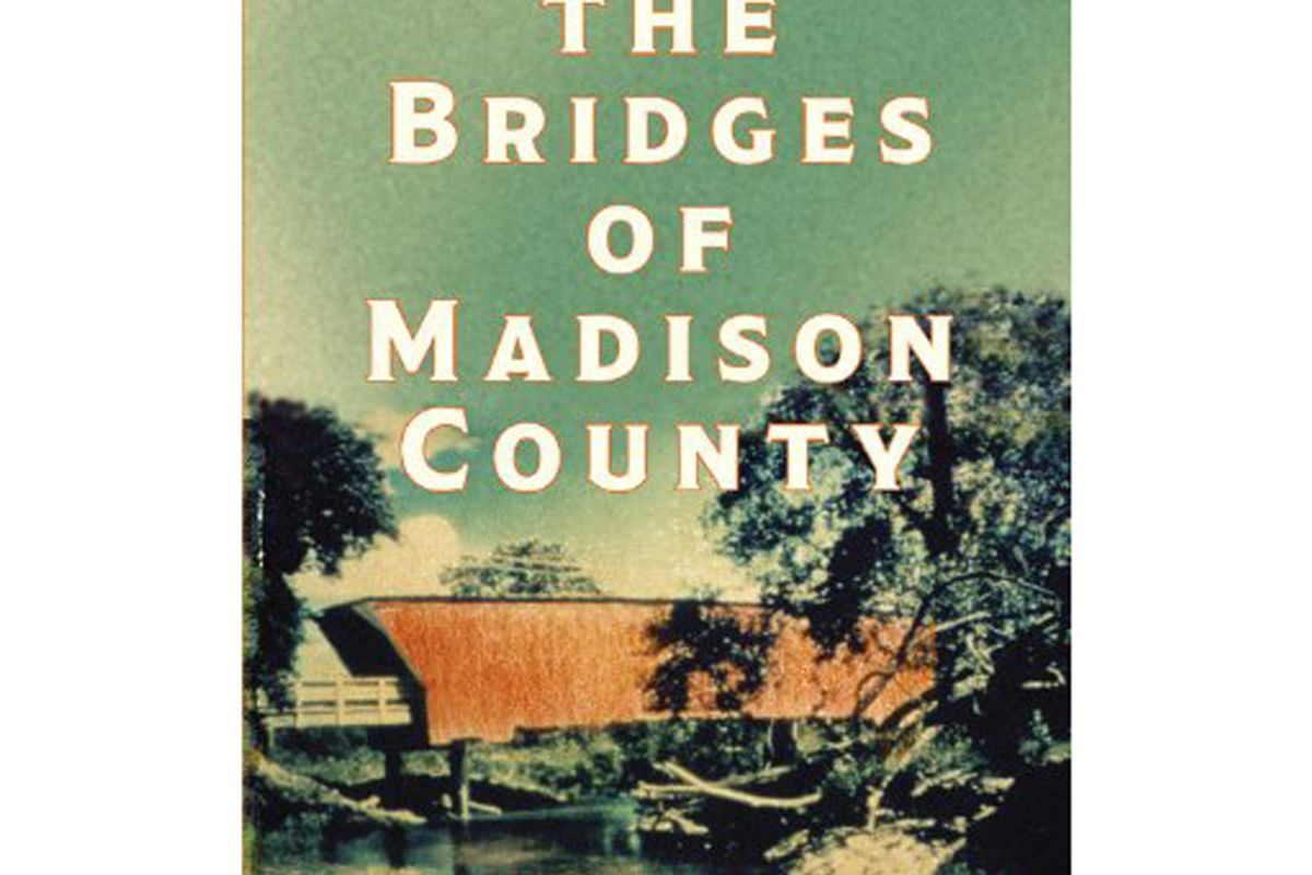 robert james waller the bridges of madison county
