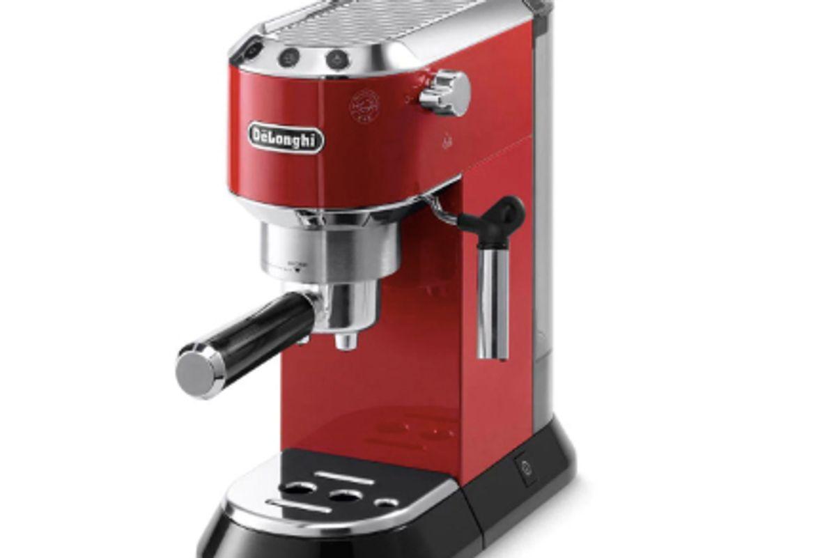 delonghi manual espresso