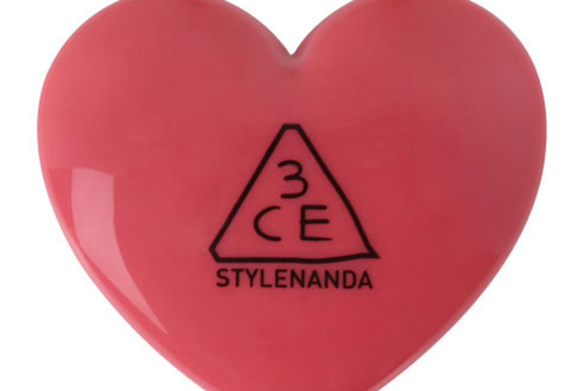 style nanda 3ce heart pot lip