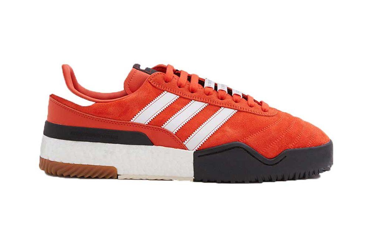 adidas-x-alexander wang aw bball soccer in orange
