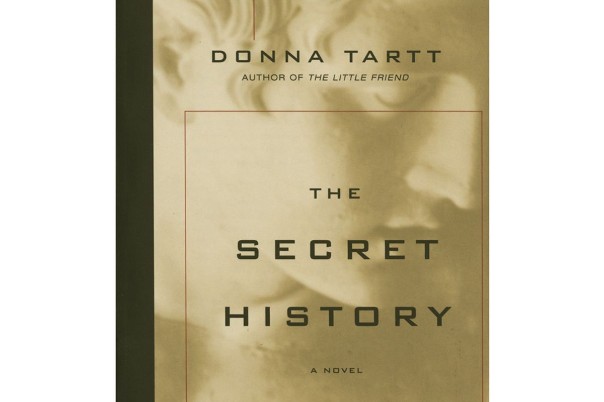 donna tart the secret history