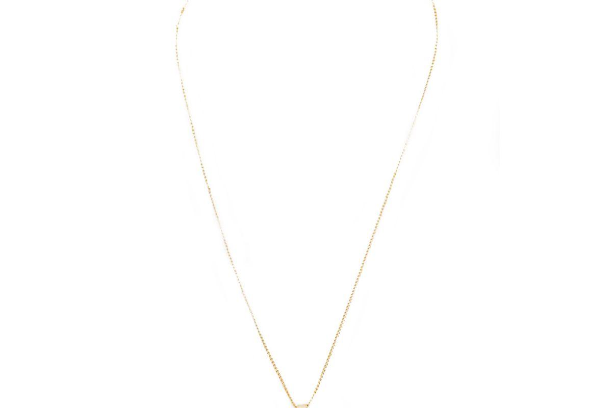 reliqui gold star necklace cancer