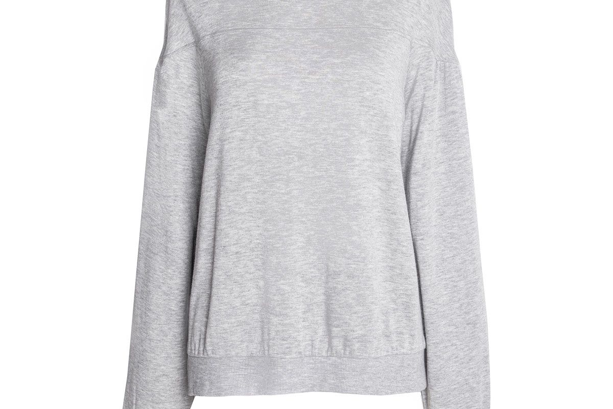 z supply the elizabeth premium fleece pullover