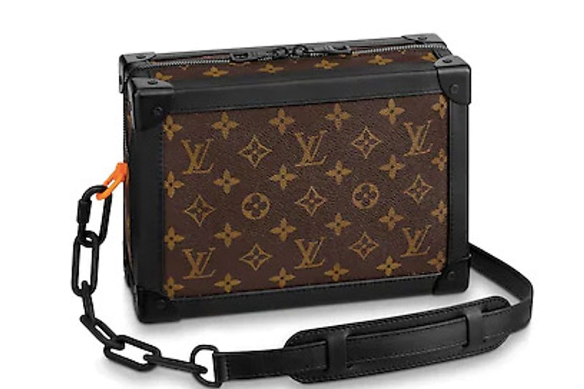 louis vuitton soft trunk