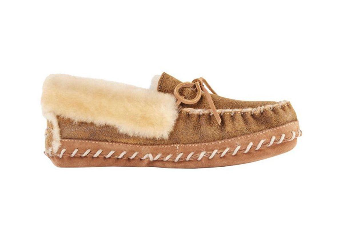 ll bean wicked good slipper moccasin originals women