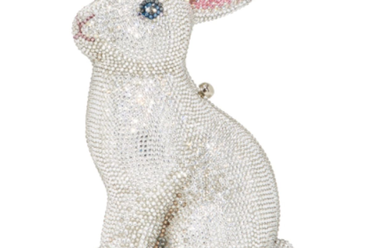 Ava Bunny Clutch