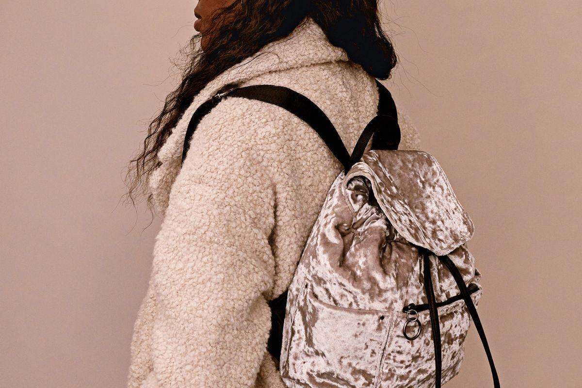 Drawcord Mini Backpack