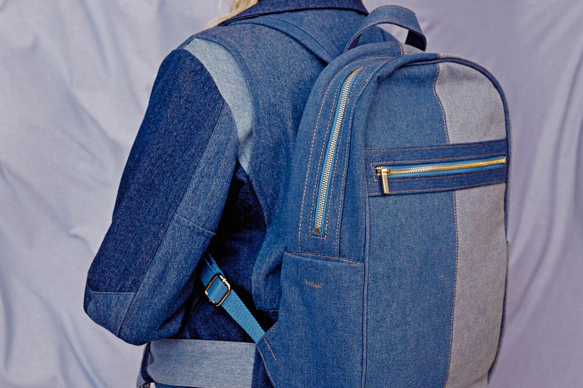 Get It Together Backpack Denim