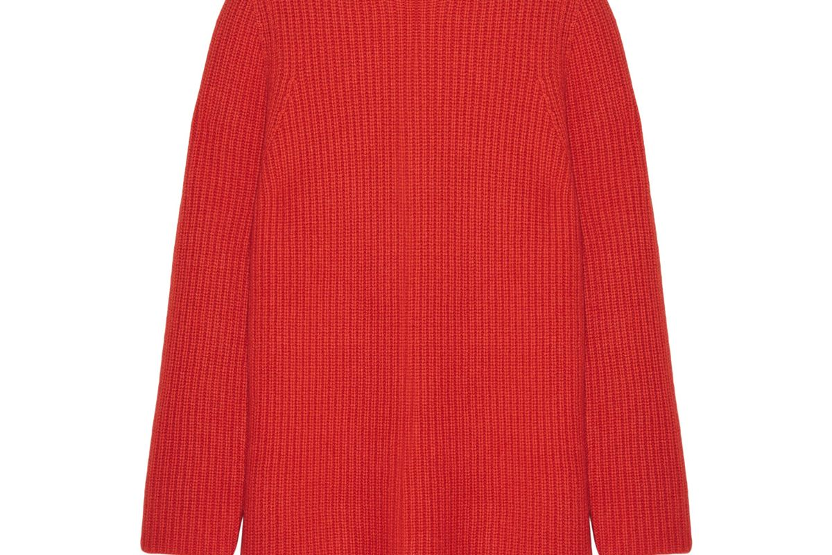 the row taby oversized cashmere sweater