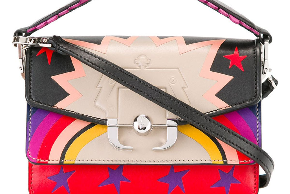 Multi Twiggy Shoulder Bag