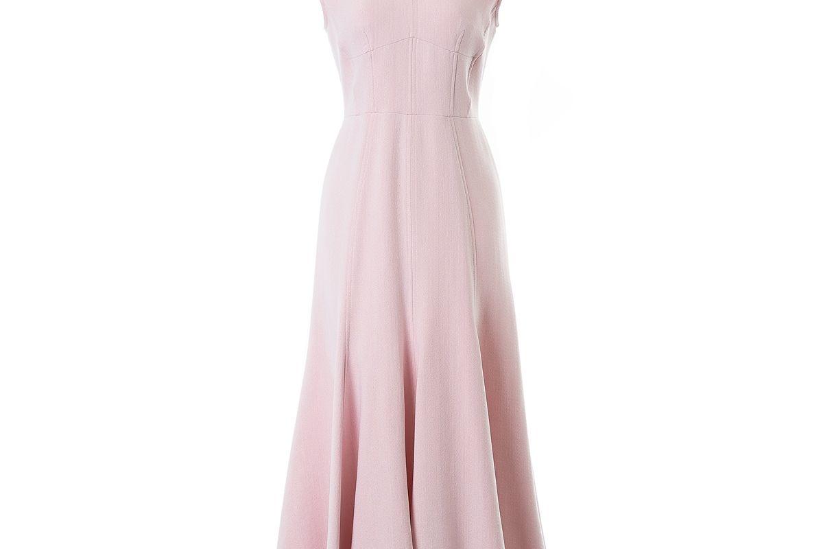 gabriela hearst crowther dress