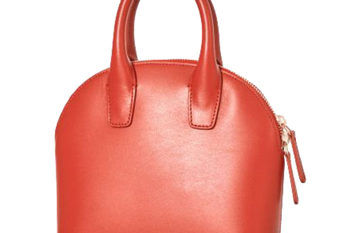 mansur gavriel mini top handle handbag