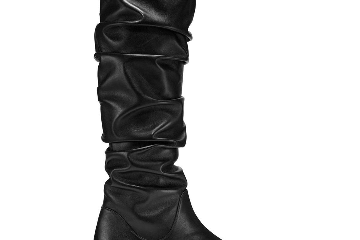 The Flatscrunchy Boot