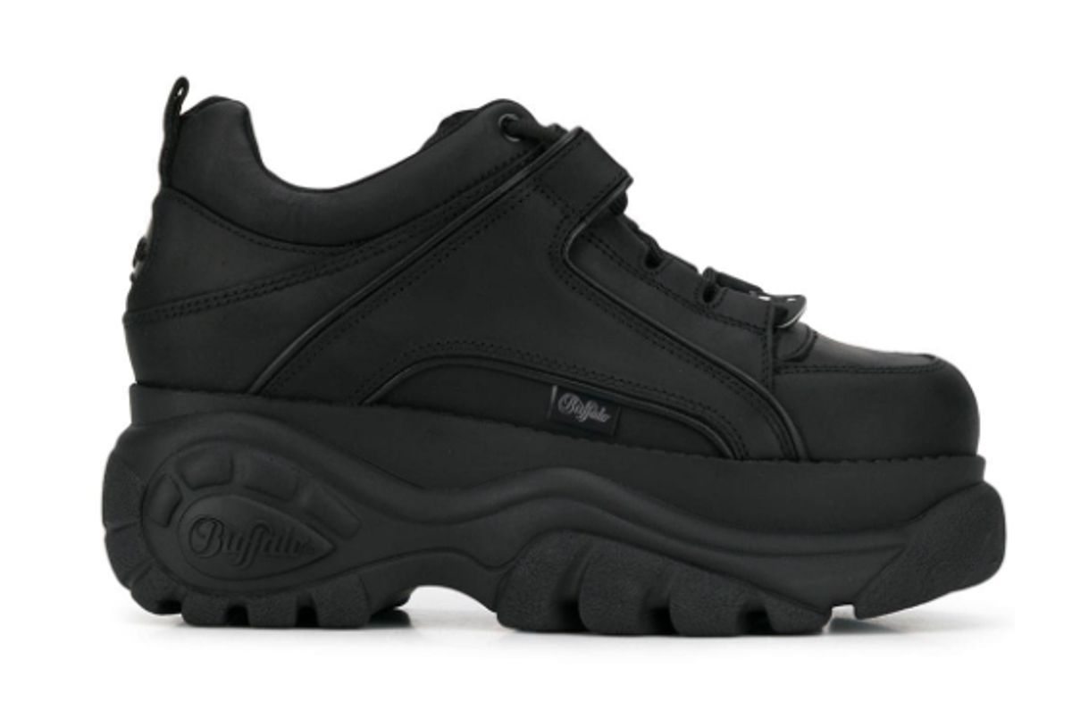 buffalo platform sneakers