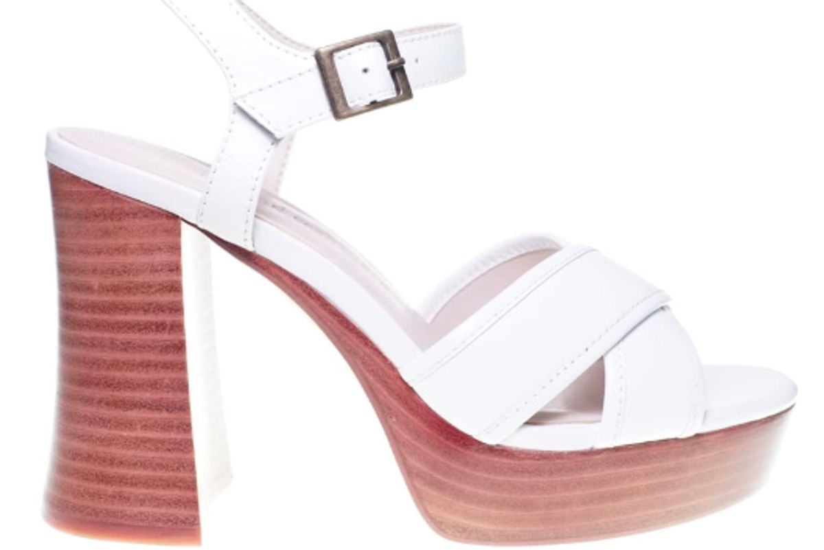 cupcakes and cashmere harmon platform sandal
