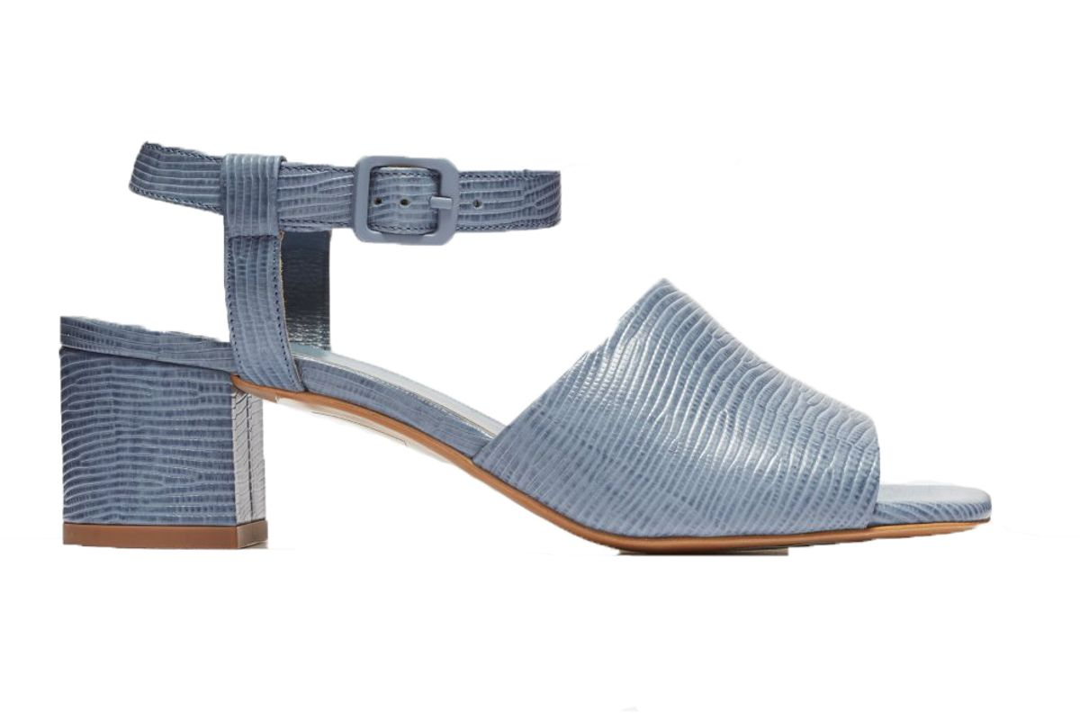 everlane womens block heel sandal
