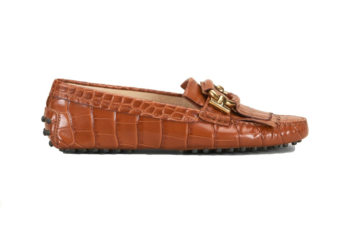 tod's gommino driving shoes leather