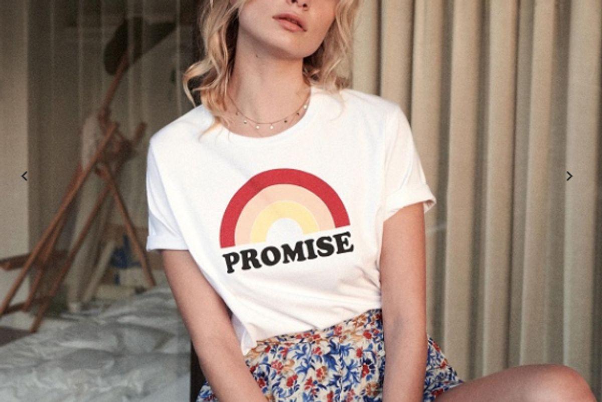 sezane promise t-shirt