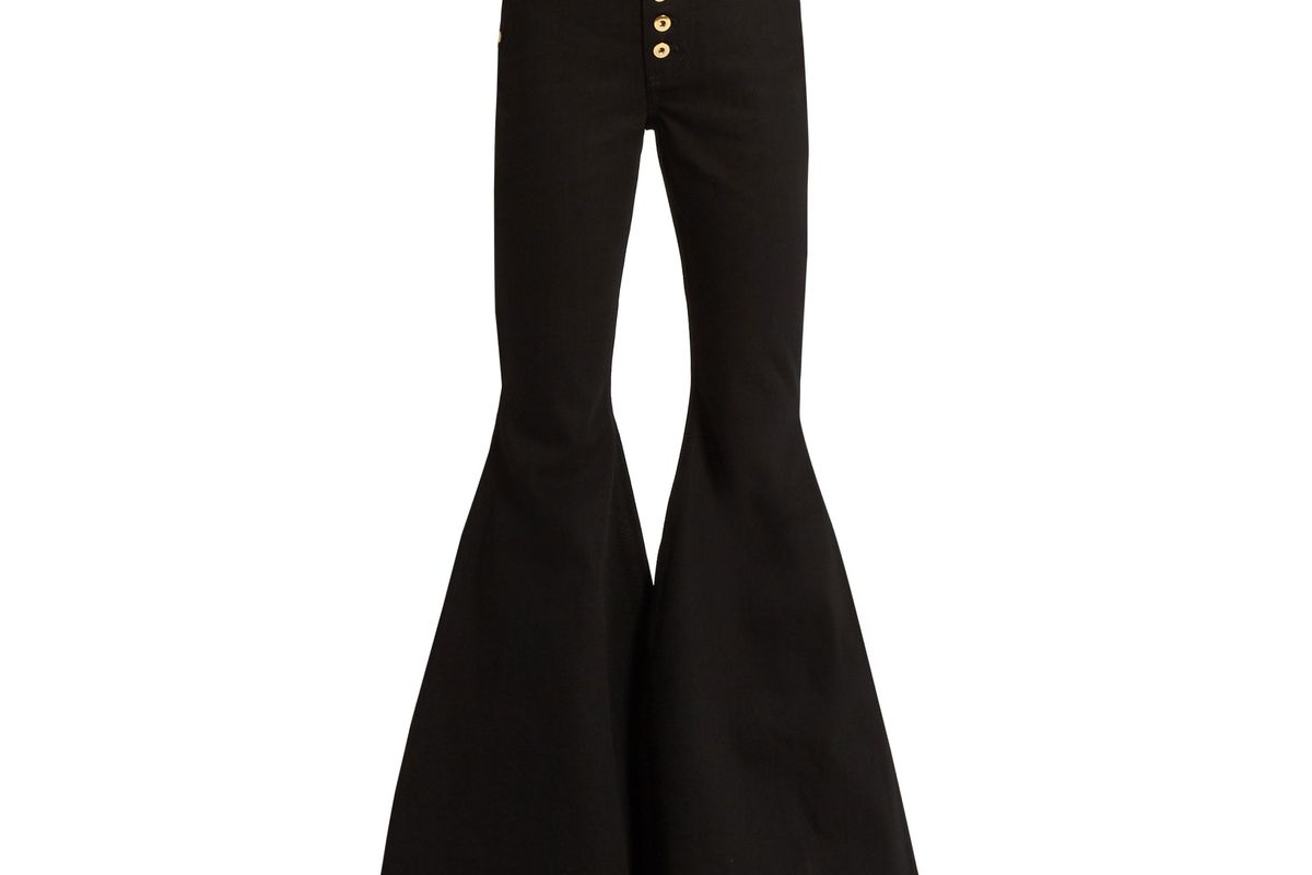Ophelia High-Rise Flared Jeans