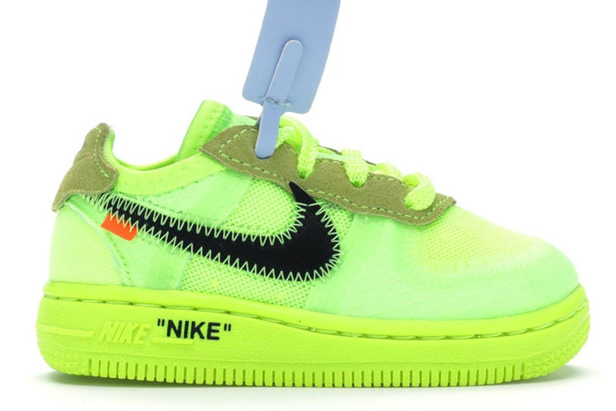 nike x off-white air force 1 low