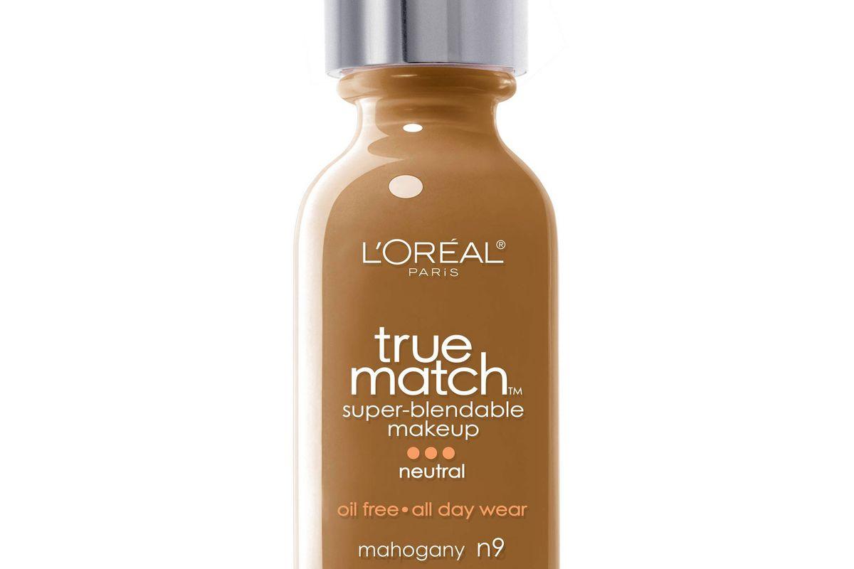 Paris True Match Super-Blendable Makeup