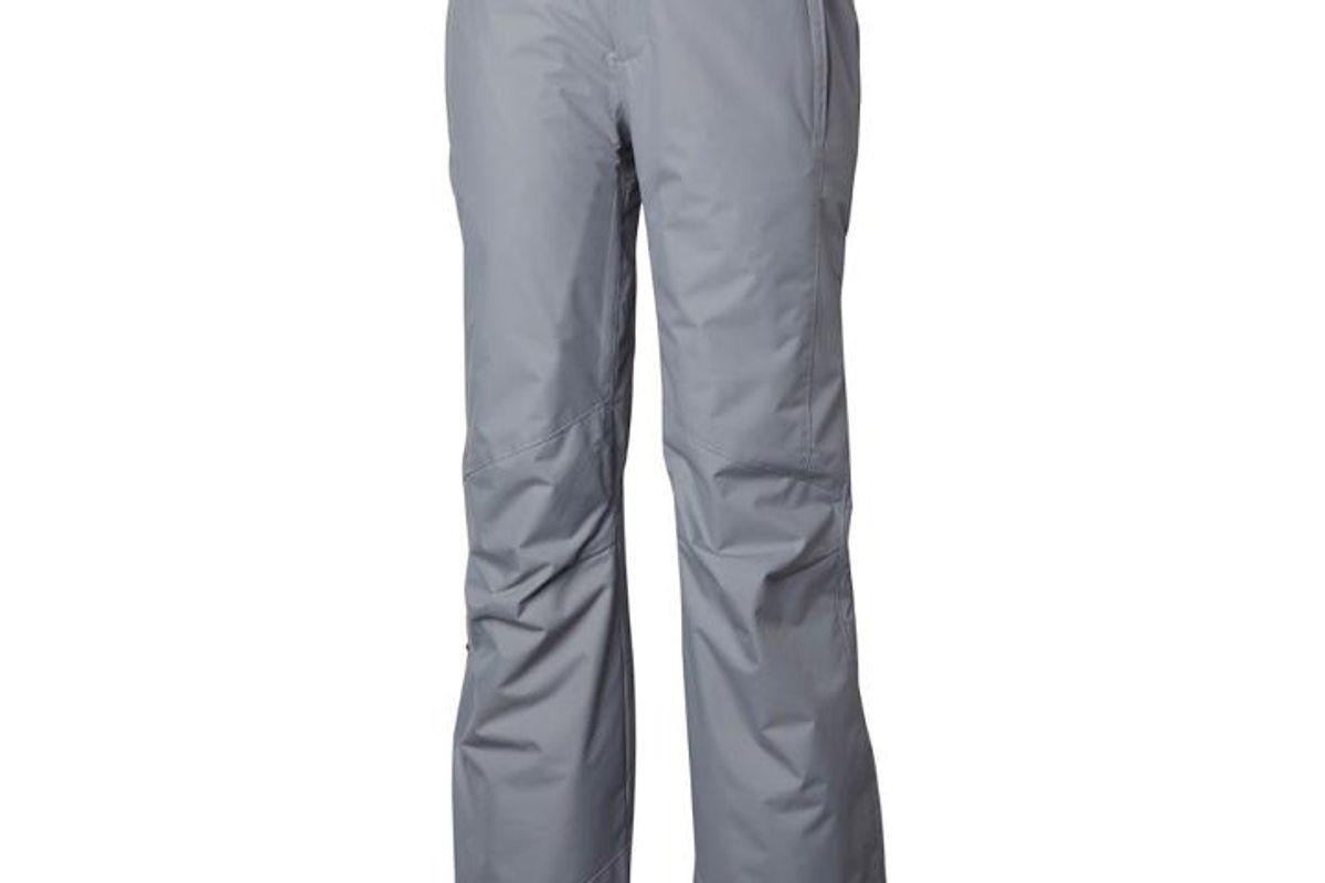columbia bugaboo omni heat snow pants
