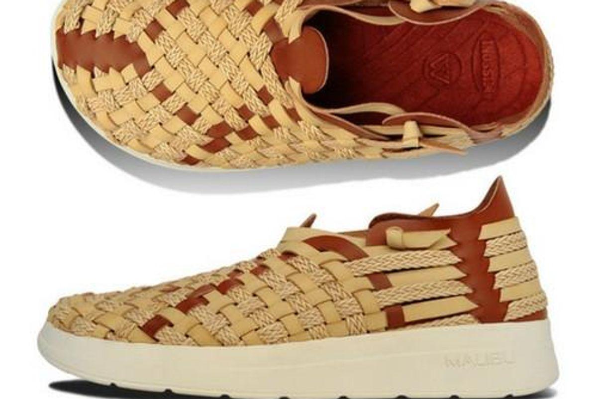 canvas malibu malibu x missoni latigo sandals