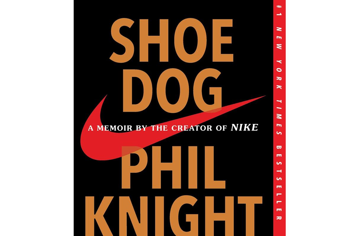 phil knight shoe dog a memoir by the creator of nike