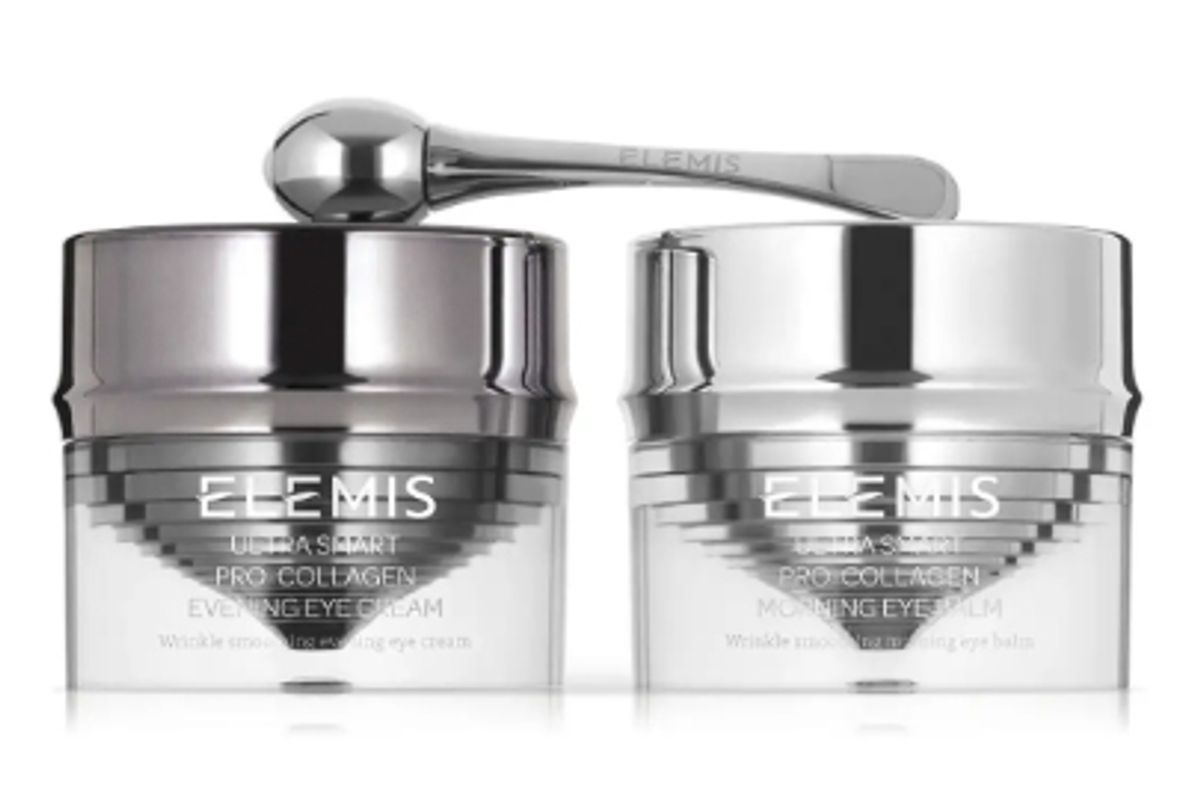 elemis ultra smart pro collagen eye treatment duo