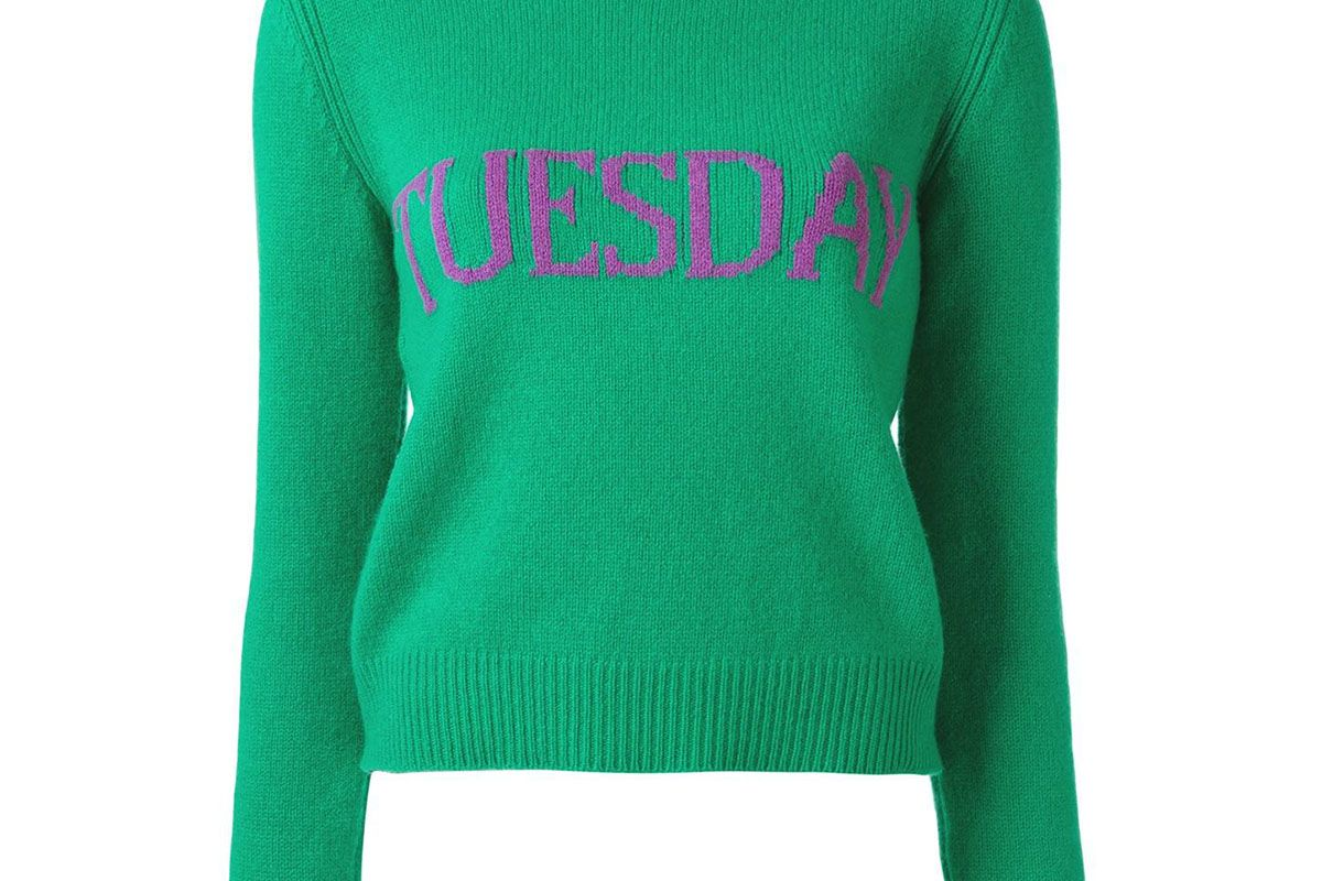 Tuesday Sweater